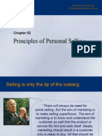 Chapter02 Principles of Personal Selling