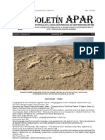 Boletin APAR Vol. 3. No 10, Noviembre 2011