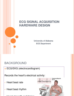 Ecg Circuit Electrocardiography Capacitor Diagram