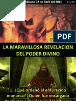 Lección 14 - La Maravillosa Revelación del Poder Divino