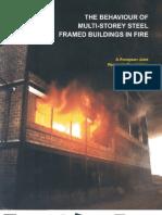 Multi Storey Steel Framed Buildings