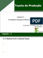 Sistema Toyota de Produção - Capítulo 5 (Larissa, Luna, Sara, Tales)