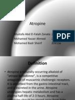 Atropine