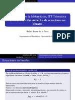 Soluciones Numericas de Ecuaciones No Lineales _Lit_Tecn_PX12