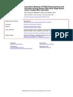 Schroth 2009. JAMA, tamoksifen