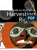 Aboriginal Harvesting Rights