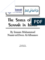The Status of the Sunnah in Islaam by Shaikh al-Albaani