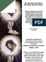 Corpus Christi I