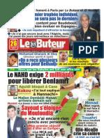 LE BUTEUR PDF du 26/12/2011