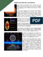 El Increible Mundo De Las Formas (Vicente Beltr€¦á