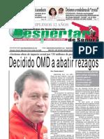 Edicion 29 de octubre del 2008