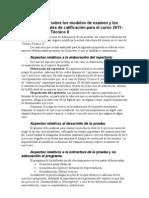 Examen de Selectividad DibujoII_madrid 2011_solucion
