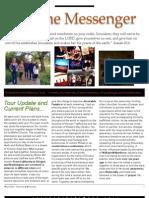 November Newsletter 2011