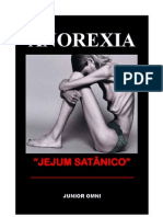 ANOREXIA - JEJUM SATÂNICO