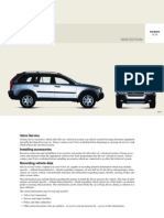 XC90 Owners Manual MY04 en Tp6750