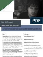 Yamil Colucci Press Package 2011 Y3