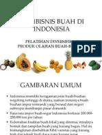 Agribisnis Buah Di Indonesia