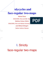Michel Deza, Mathieu Dutour Sikiric and Mikhail Shtogrin- Polycycles and face-regular two-maps