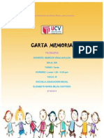 carta memoria