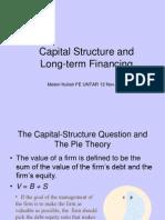 Captal Structure 1