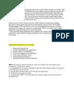 WBS Adalah Suatu Metode Pengorganisaian Proyek Menjadi Struktur Pelaporan Hierarakis