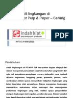 Studikasus Audit Lingkungan