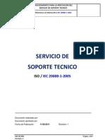 Documentacion Soporte Tecnico -SSE