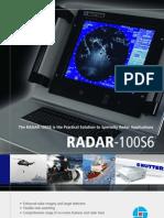 Brochure Rutter Radar 100S6