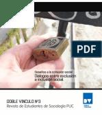 0 Dossier Nc2b03 Desafic3ados a La Cohesic3b3n Social Dic3a1logos Entre Exclusic3b3n e Inclusic3b3n Social