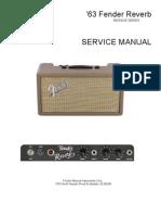 63 Reverb Manual