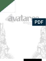 SEGUNDO NÚMERO REVISTA CULTURAL AVATARES