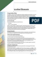Acrobat Elements