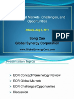 EOR Overview