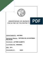 Sistemas Politicos Programa 2011