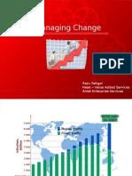 Managing Changes - Airtel