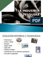 La Industria Pesquera Diapositivas