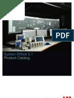 3 Bse 062937 en a System 800xA 5.1 Product Catalog