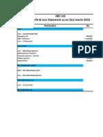 ITM EEC- Modeling - Valuations