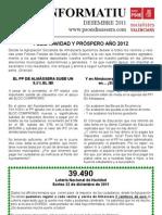 Full Informatiu Diciembre 2011