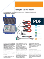 Compressed Air Analyser