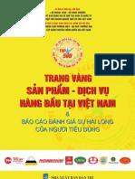 Trang Vang San Pham Dich Vu Hang Dau Tai Vn; Bao Cao Danh Gia Su Hai Long Cua Nguoi Tieu Dung