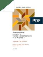 Informe Endeudamiento y Consumo_2011