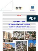 Guide - Modernization of District Heating Systems Based on Small Medium CHP