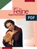 Vet Cat Hyperthyroidism