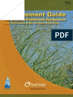 Switch Grass Management Guide