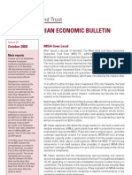 Bulletin Volume 25 October 2008