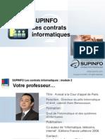 02 - Formation Du Contrat