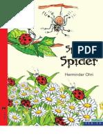 Spincy Spider - English