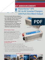Pure Sine PowerVerter Flyer En