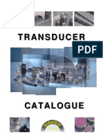 Transducer Catalogue